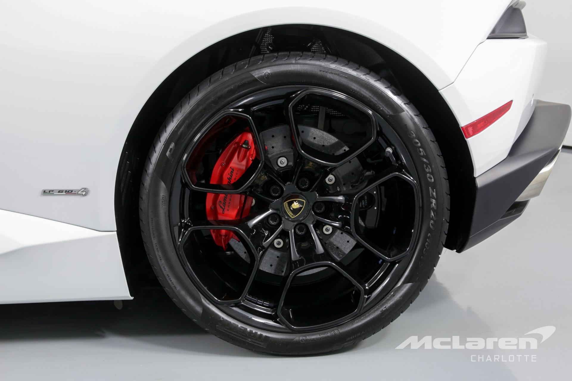 Used 2017 Lamborghini Huracan LP 610-4 Spyder | Charlotte, NC