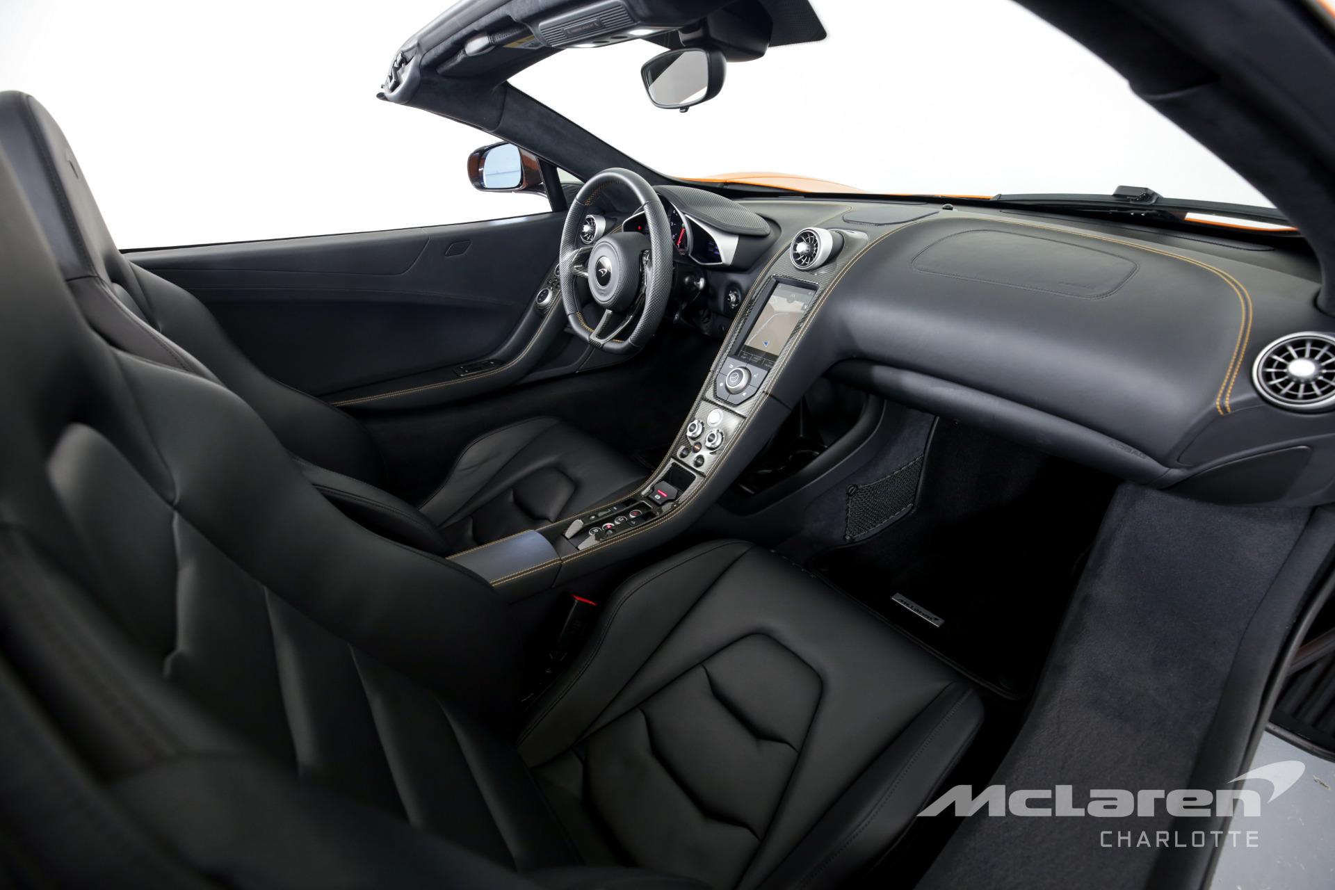 Used 2016 McLaren 650S Spider    Charlotte, NC
