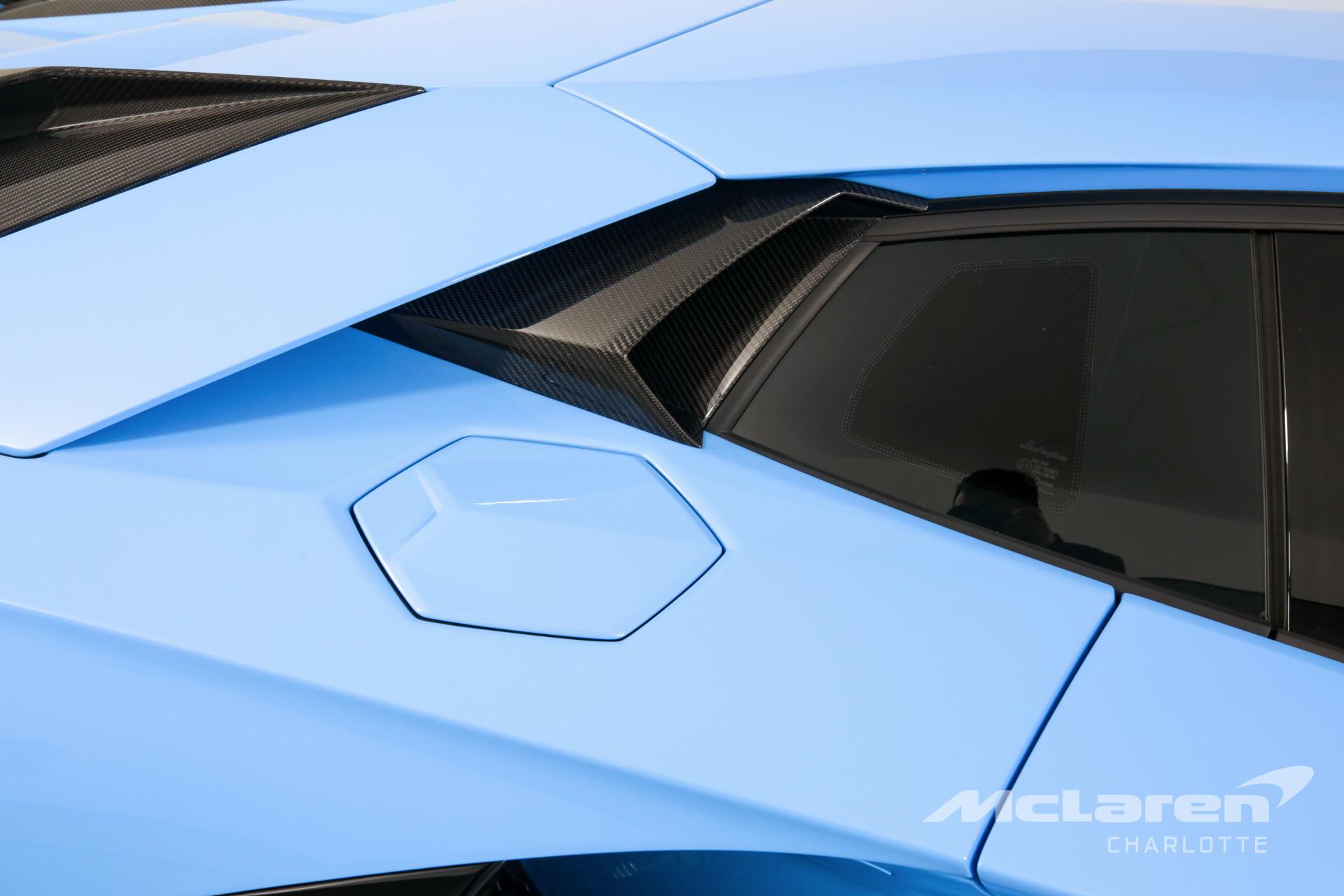 Used 2019 Lamborghini Aventador LP 770-4 SVJ | Charlotte, NC