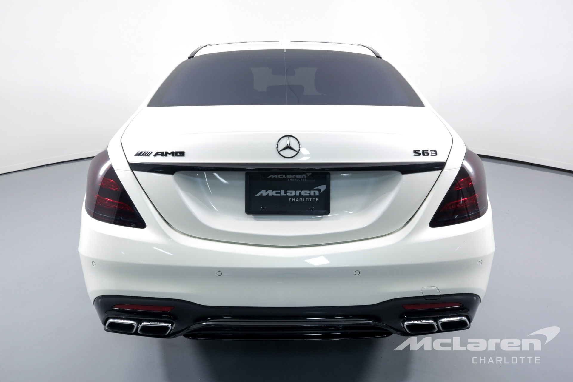 Used 2018 Mercedes-Benz S-Class AMG S 63 | Charlotte, NC