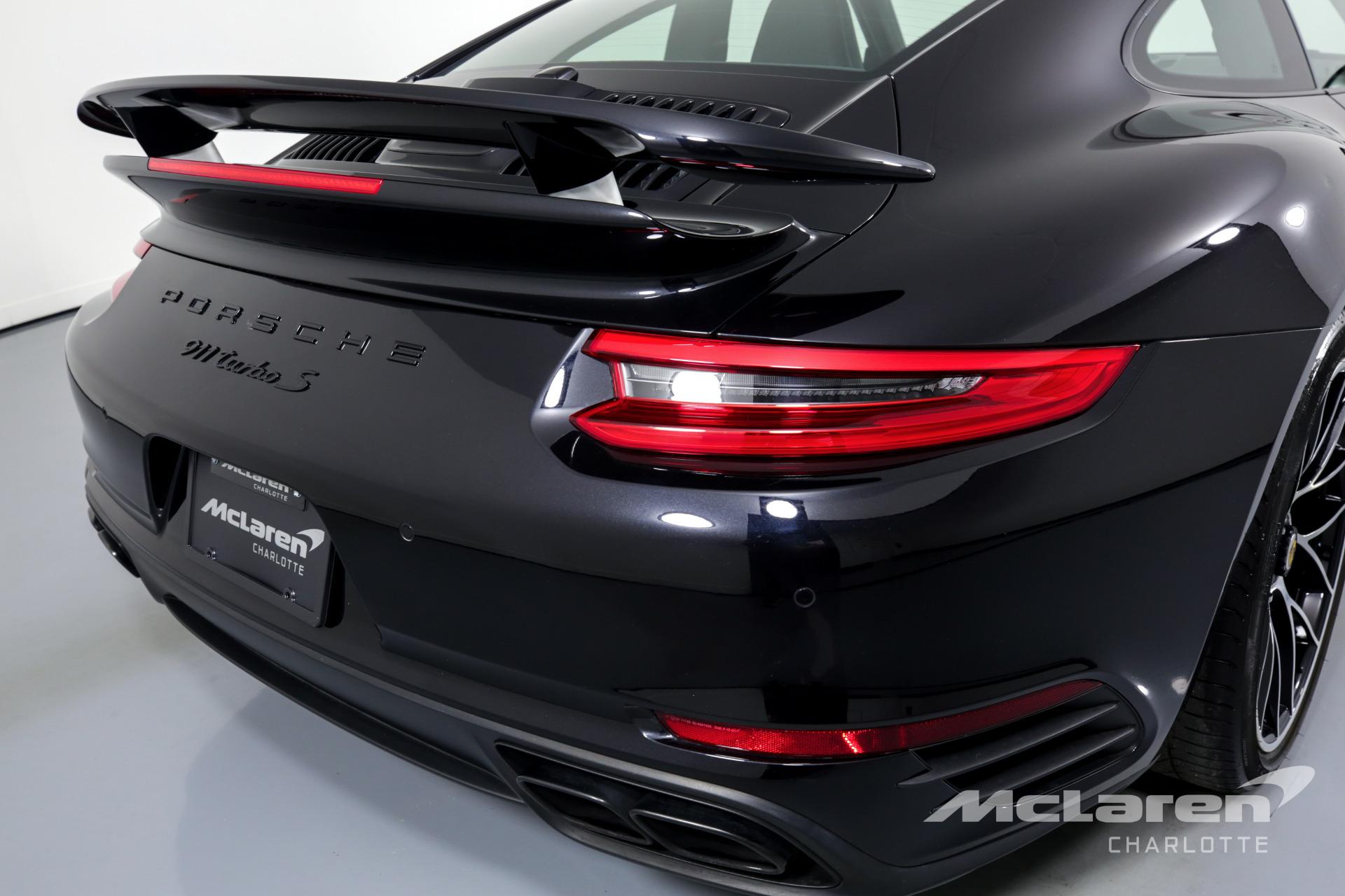 Used 2017 Porsche 911 Turbo S   Charlotte, NC