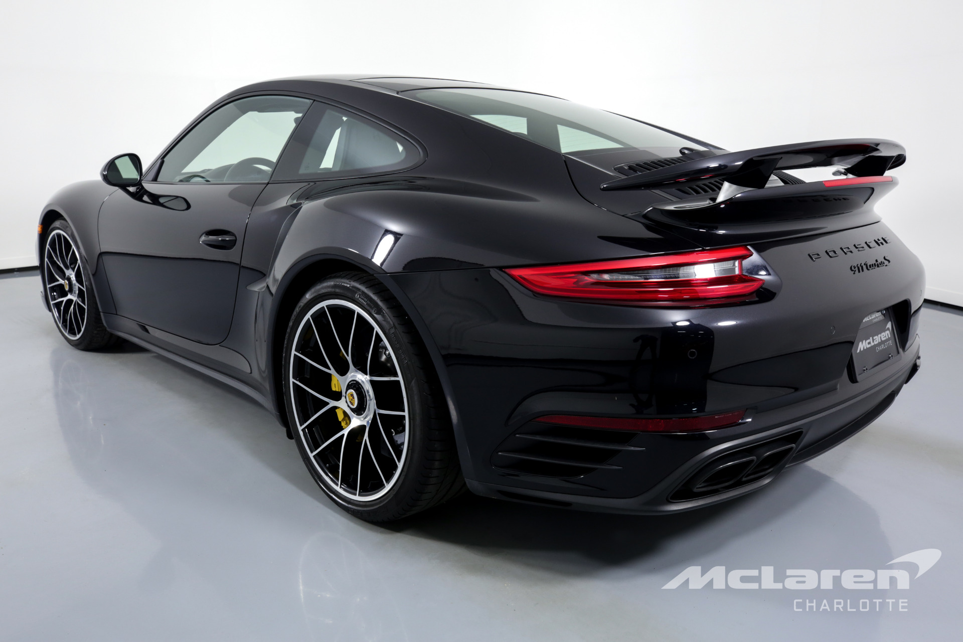 Used 2017 Porsche 911 Turbo S | Charlotte, NC