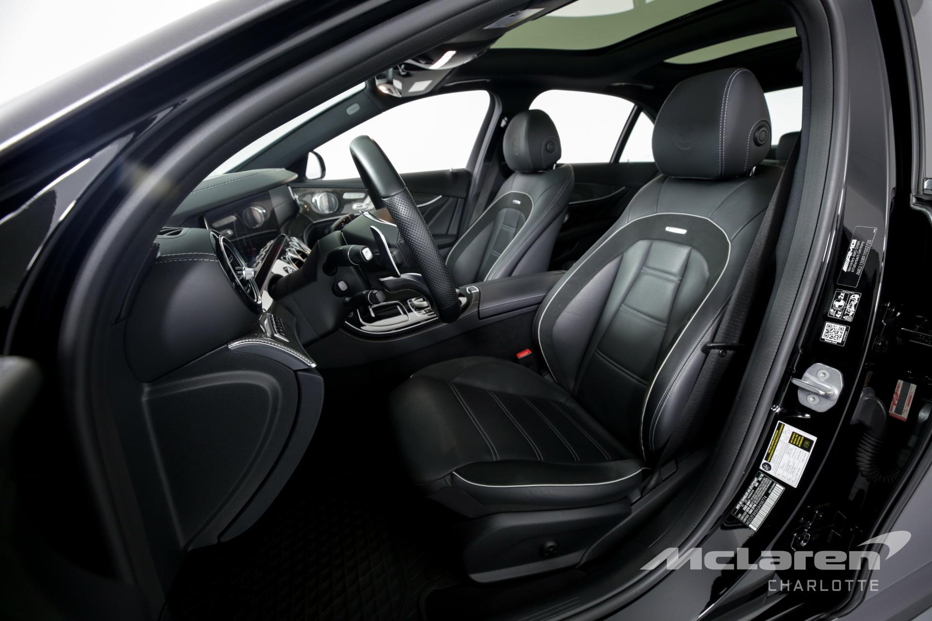 Used 2018 Mercedes-Benz E-Class AMG E 63 S | Charlotte, NC
