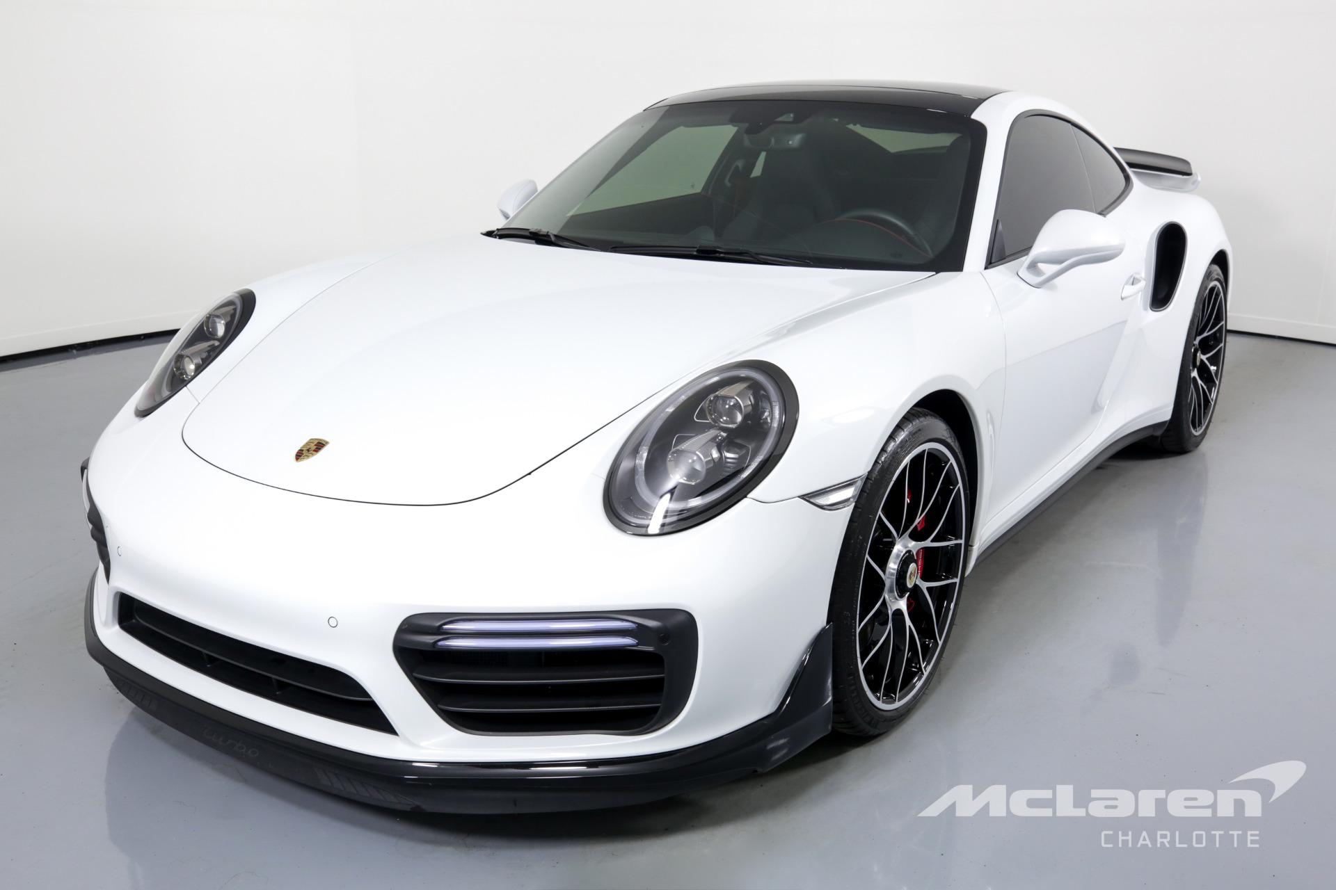 Used 2019 Porsche 911 Turbo | Charlotte, NC