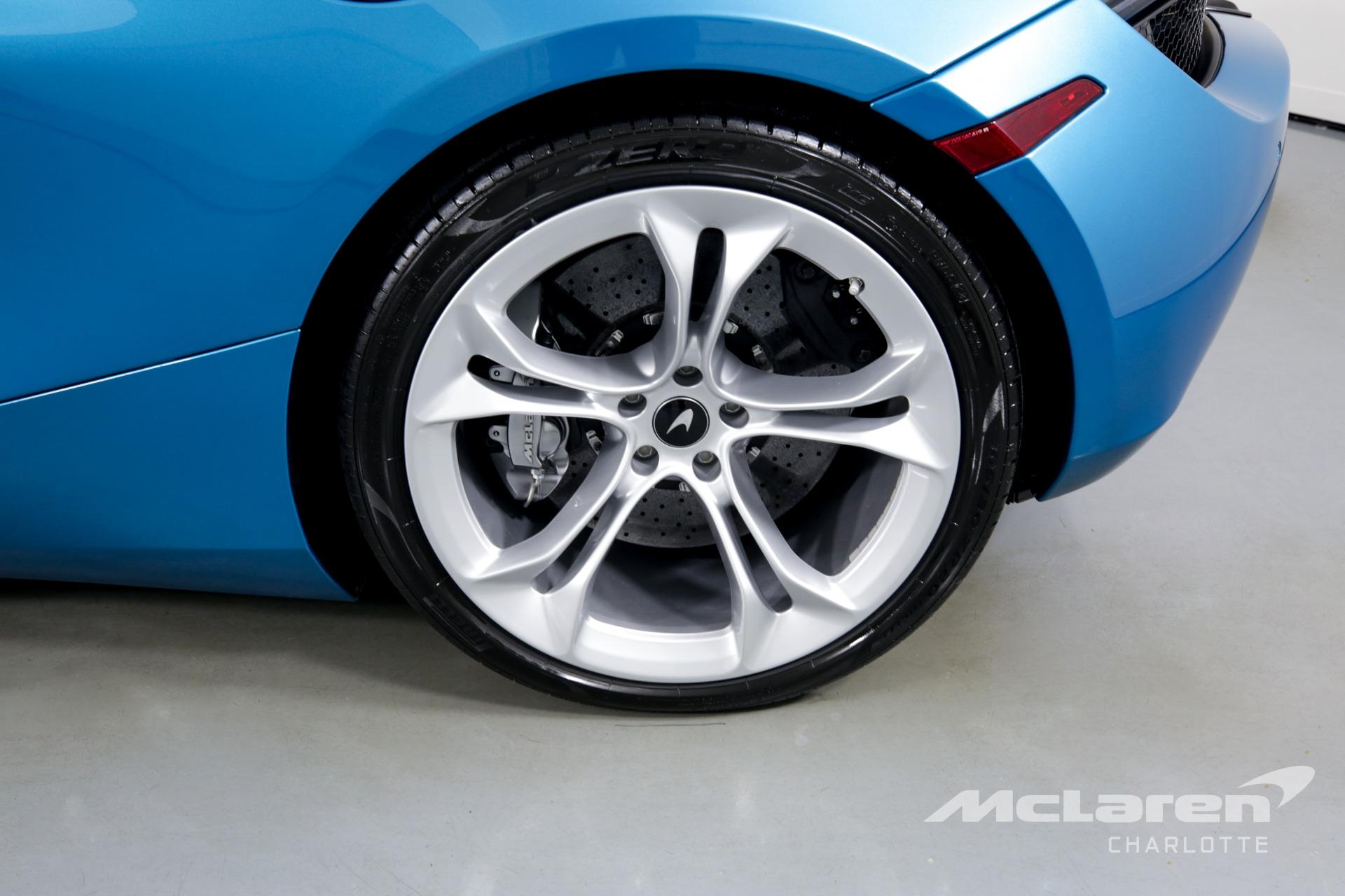 Used 2020 McLaren 720S Spider  | Charlotte, NC