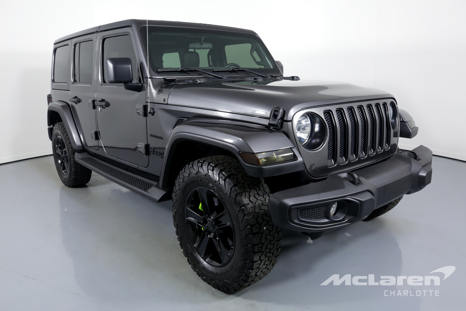 Used Jeep Wrangler For Sale Nc >> Used 2018 Jeep Wrangler Unlimited Sahara For Sale ($39,975 ...