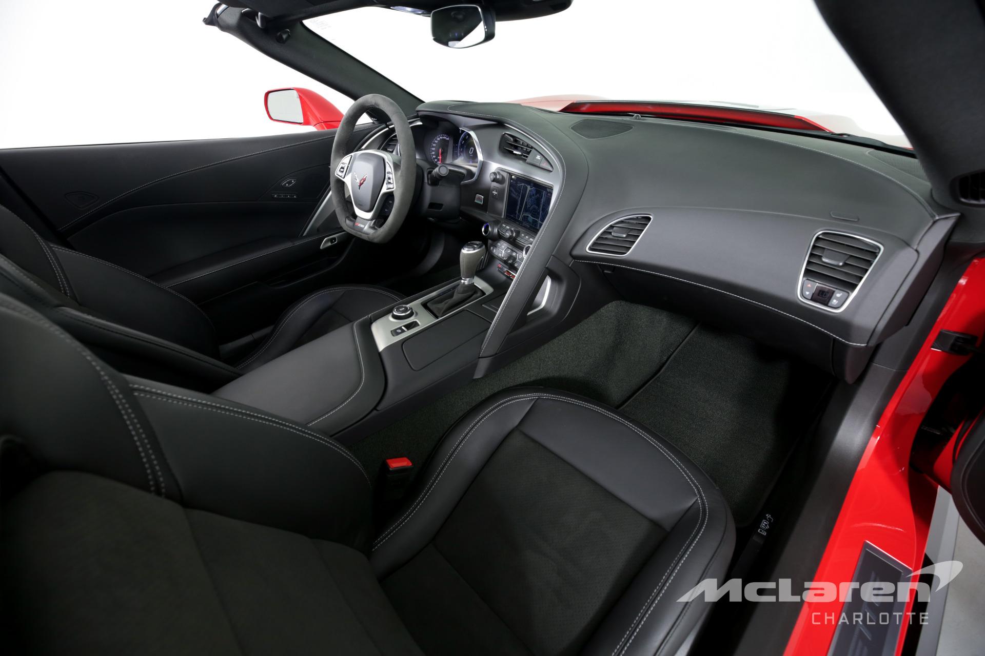 Used 2017 Chevrolet Corvette Z06 | Charlotte, NC