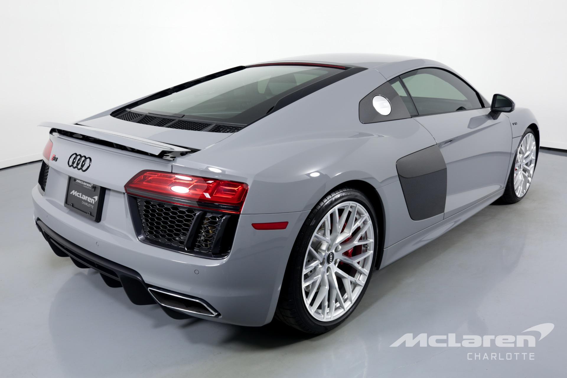 Used 2017 Audi R8 5.2 quattro V10 | Charlotte, NC
