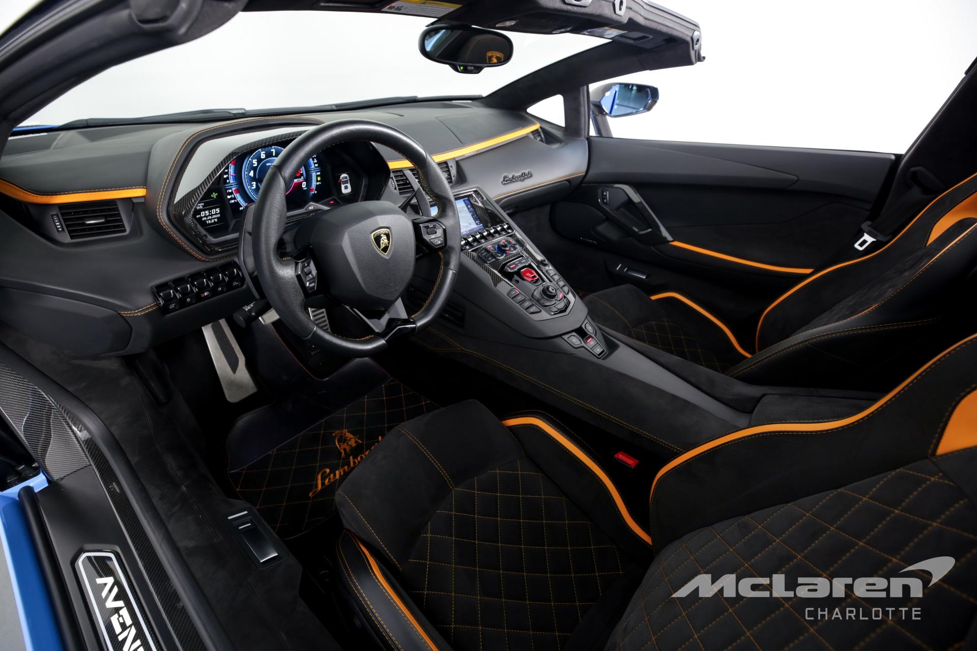 Used 2018 Lamborghini Aventador LP 740-4 S   Charlotte, NC