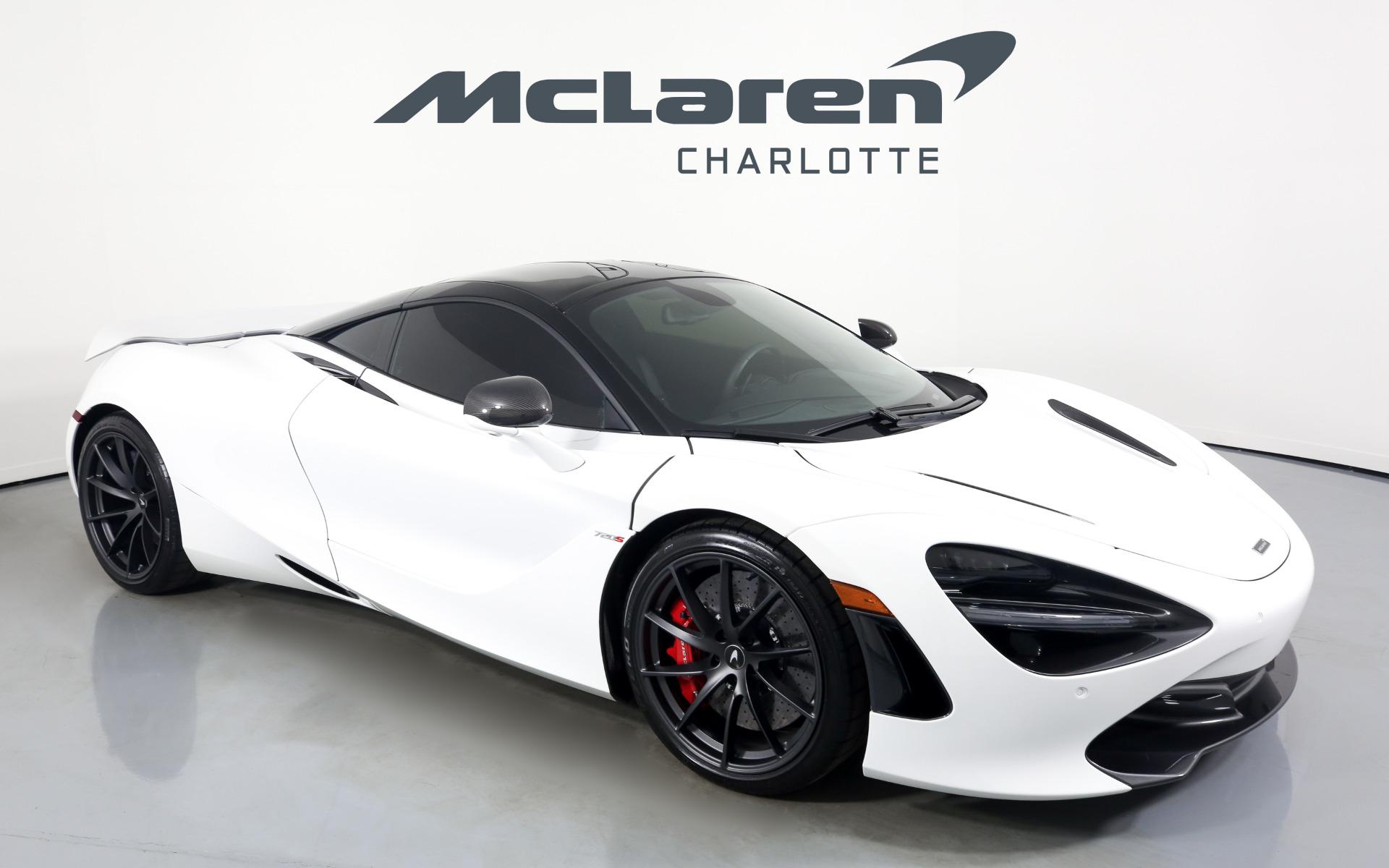 New 2020 MCLAREN 720S Performance   Charlotte, NC