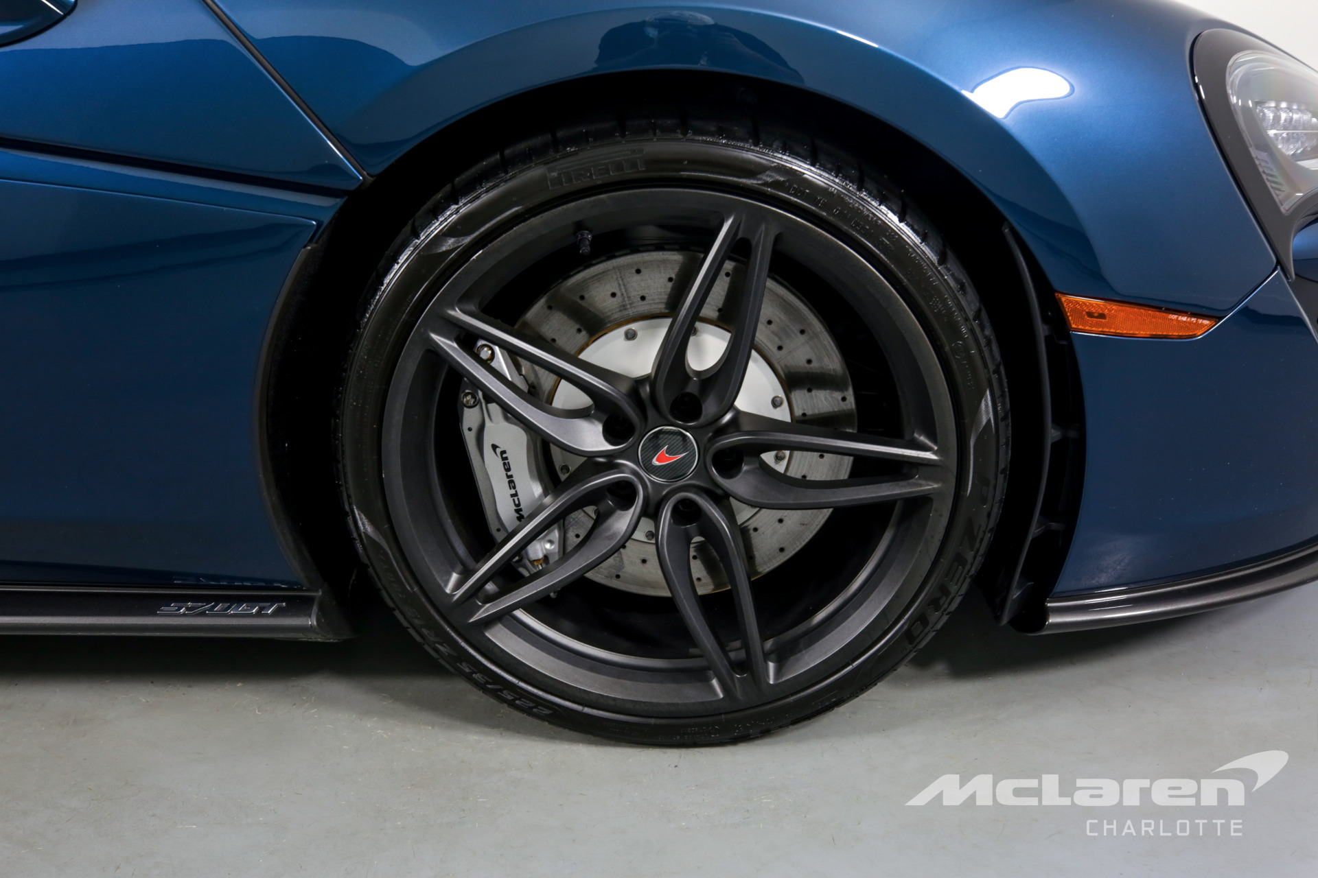 Used 2017 McLaren 570GT  | Charlotte, NC
