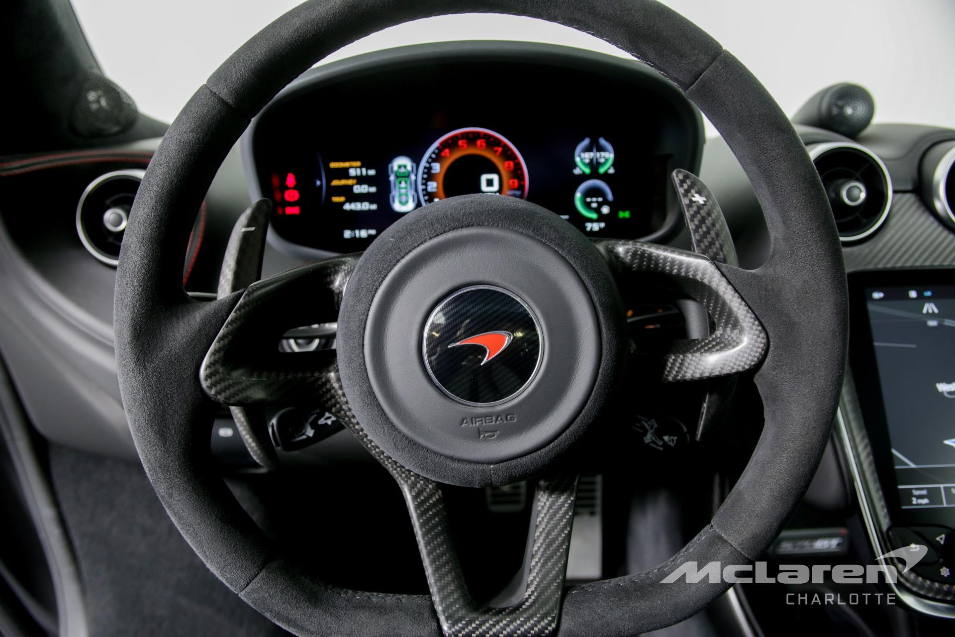 New 2018 McLaren 570GT  | Charlotte, NC