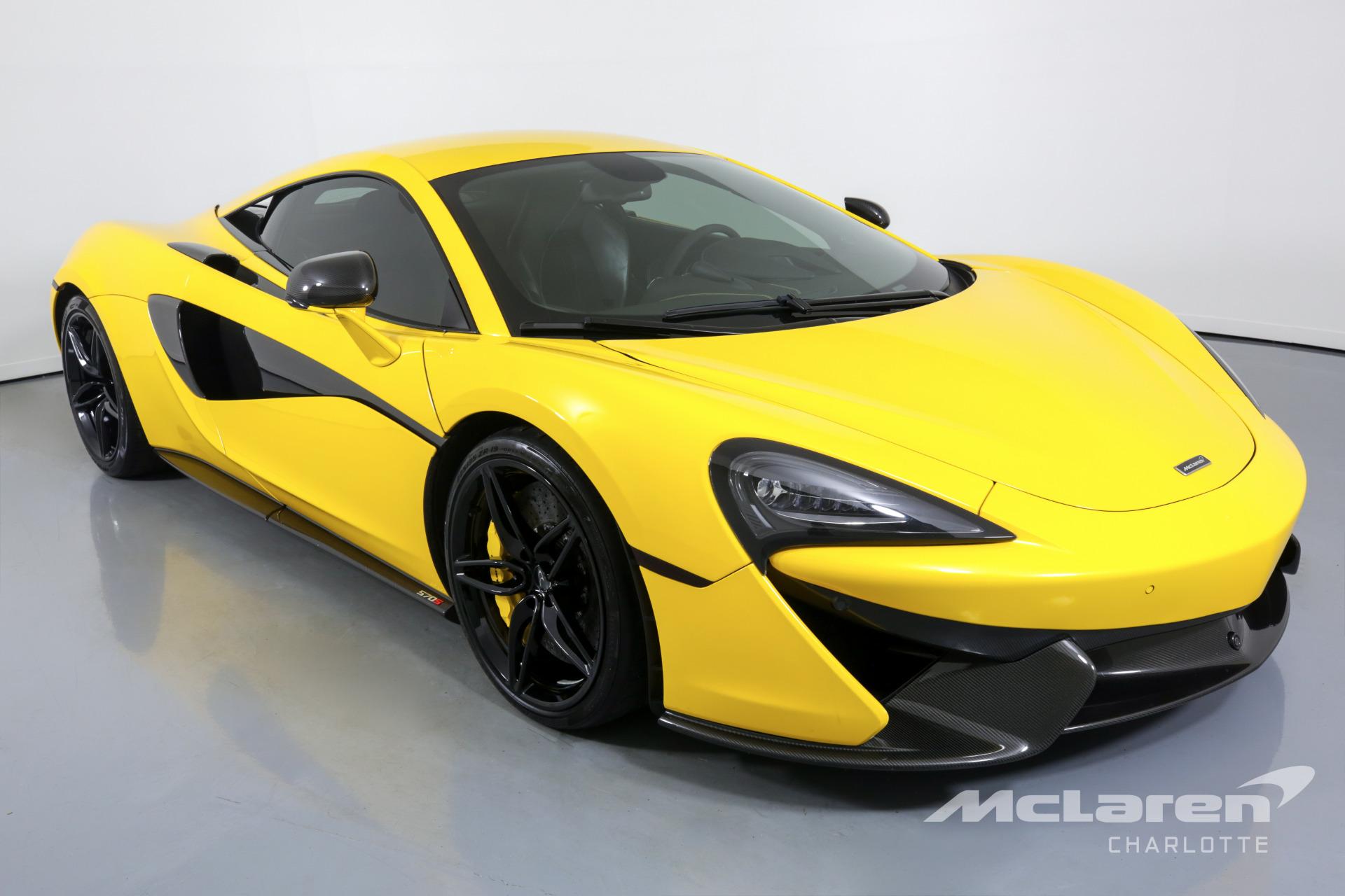 Used 2016 McLaren 570S    Charlotte, NC