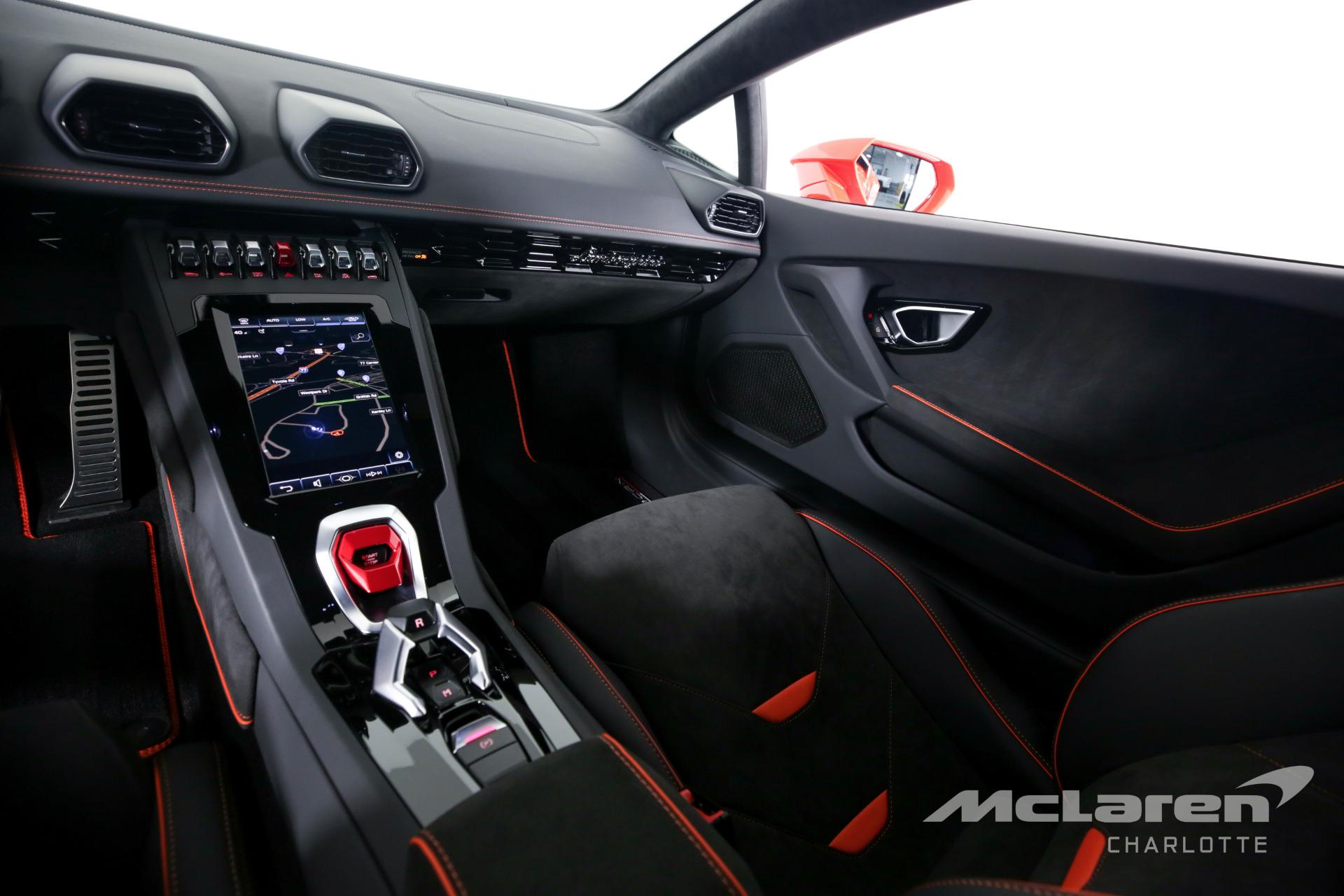Used 2020 Lamborghini Huracan LP 640-4 EVO | Charlotte, NC