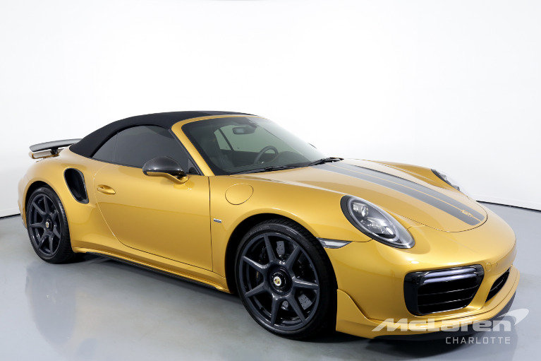 Used-2019-Porsche-911-Turbo-S-Exclusive-Series