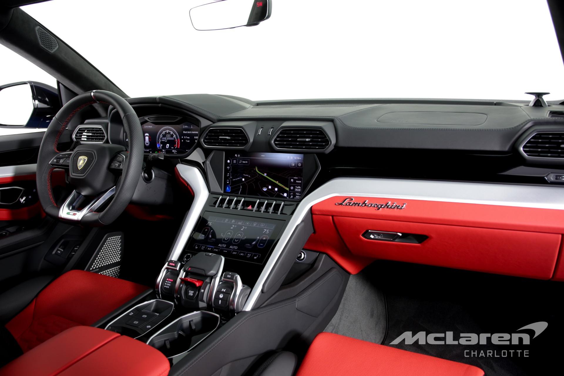 Used 2019 Lamborghini Urus For Sale ($249,996) | McLaren