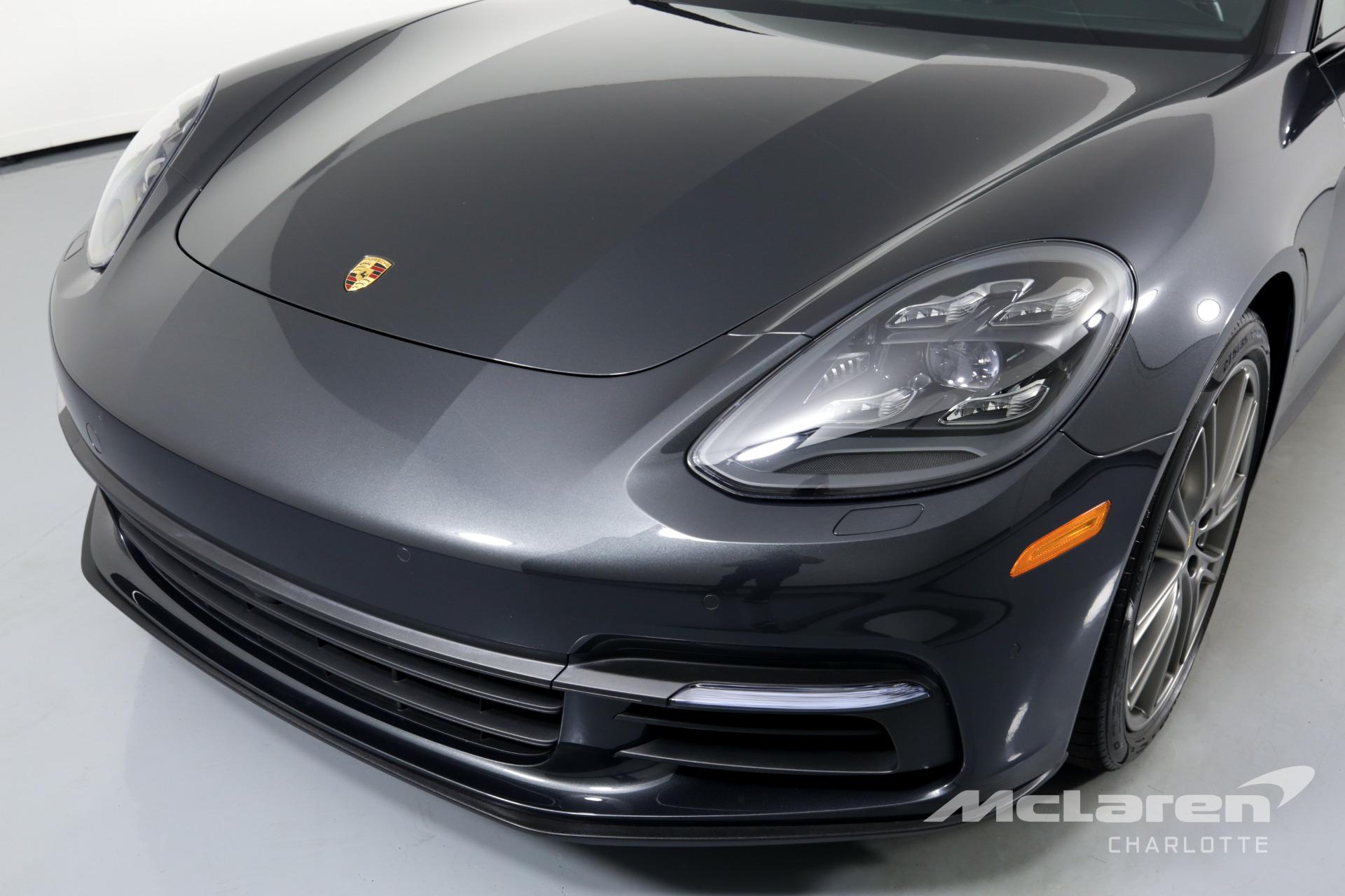 Used 2018 Porsche Panamera 4S Sport Turismo | Charlotte, NC