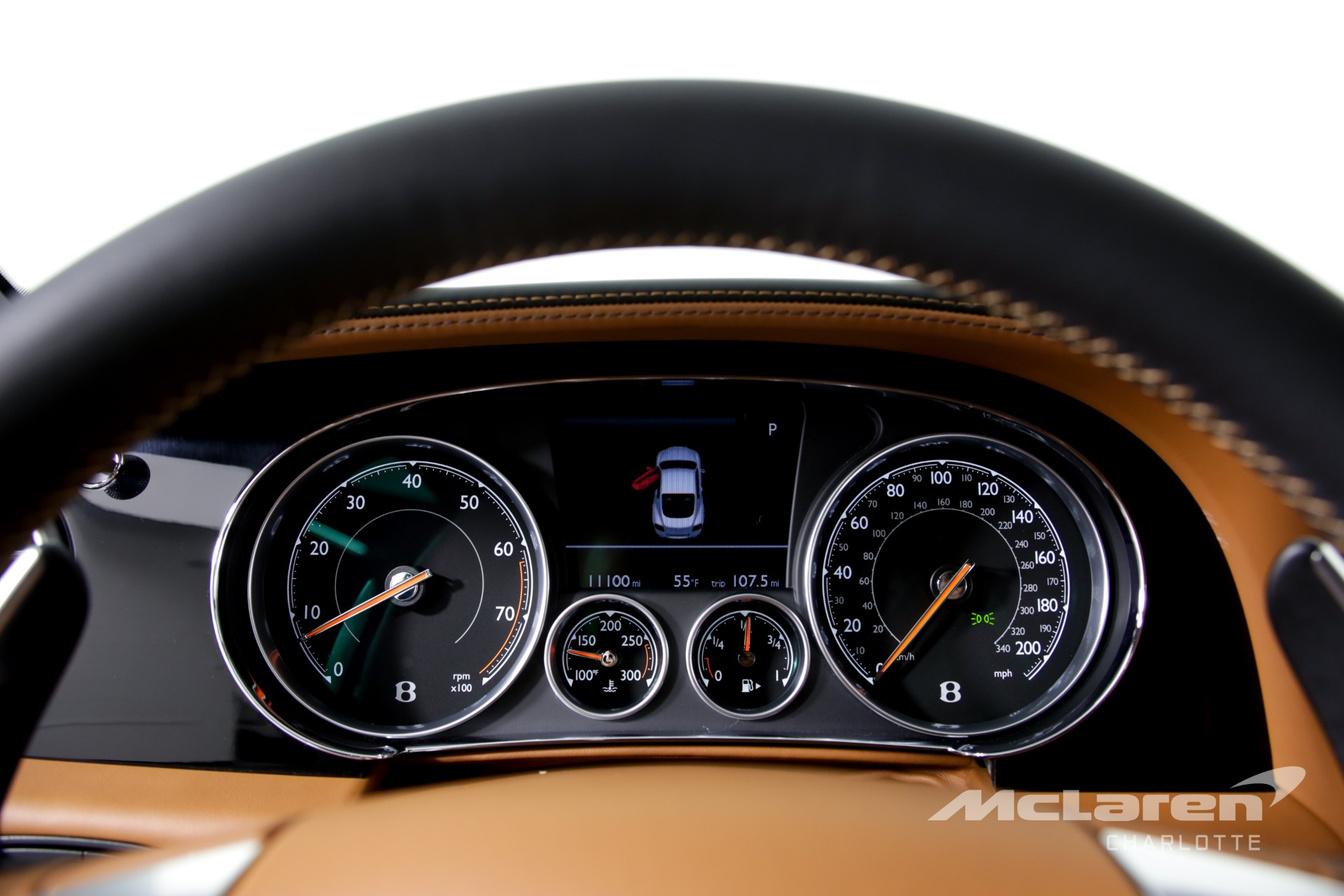 Used 2016 Bentley Continental Gt V8 For Sale 124 996 Mclaren