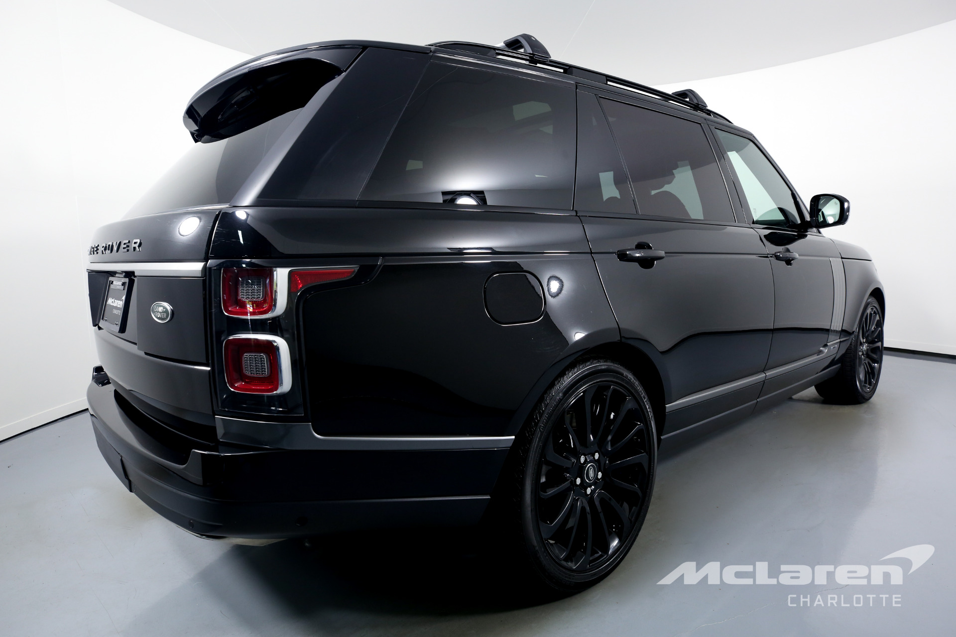 Used 2018 Land Rover Range Rover Supercharged LWB | Charlotte, NC