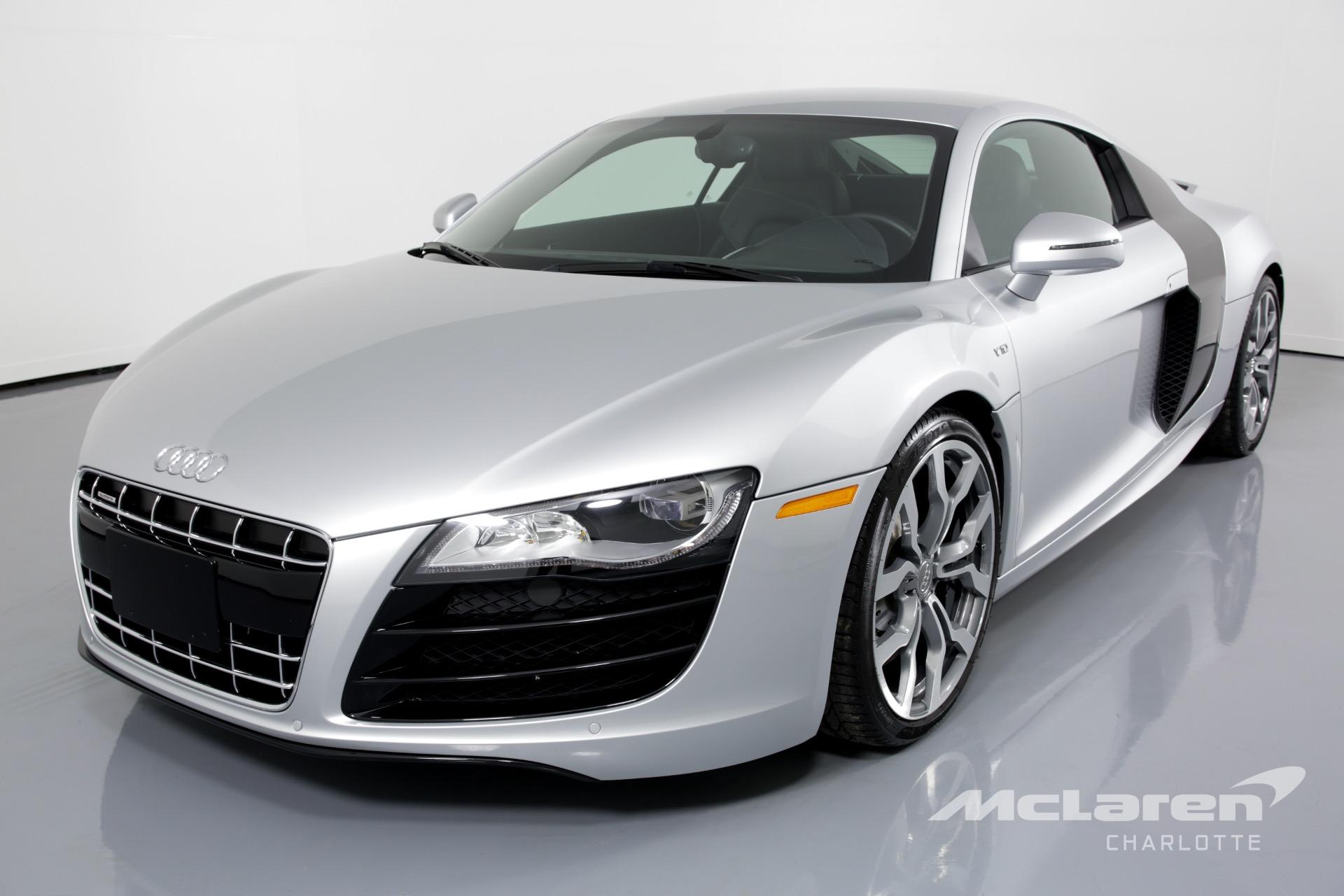 Used 2010 Audi R8 5.2 quattro For Sale ($108,456 ...