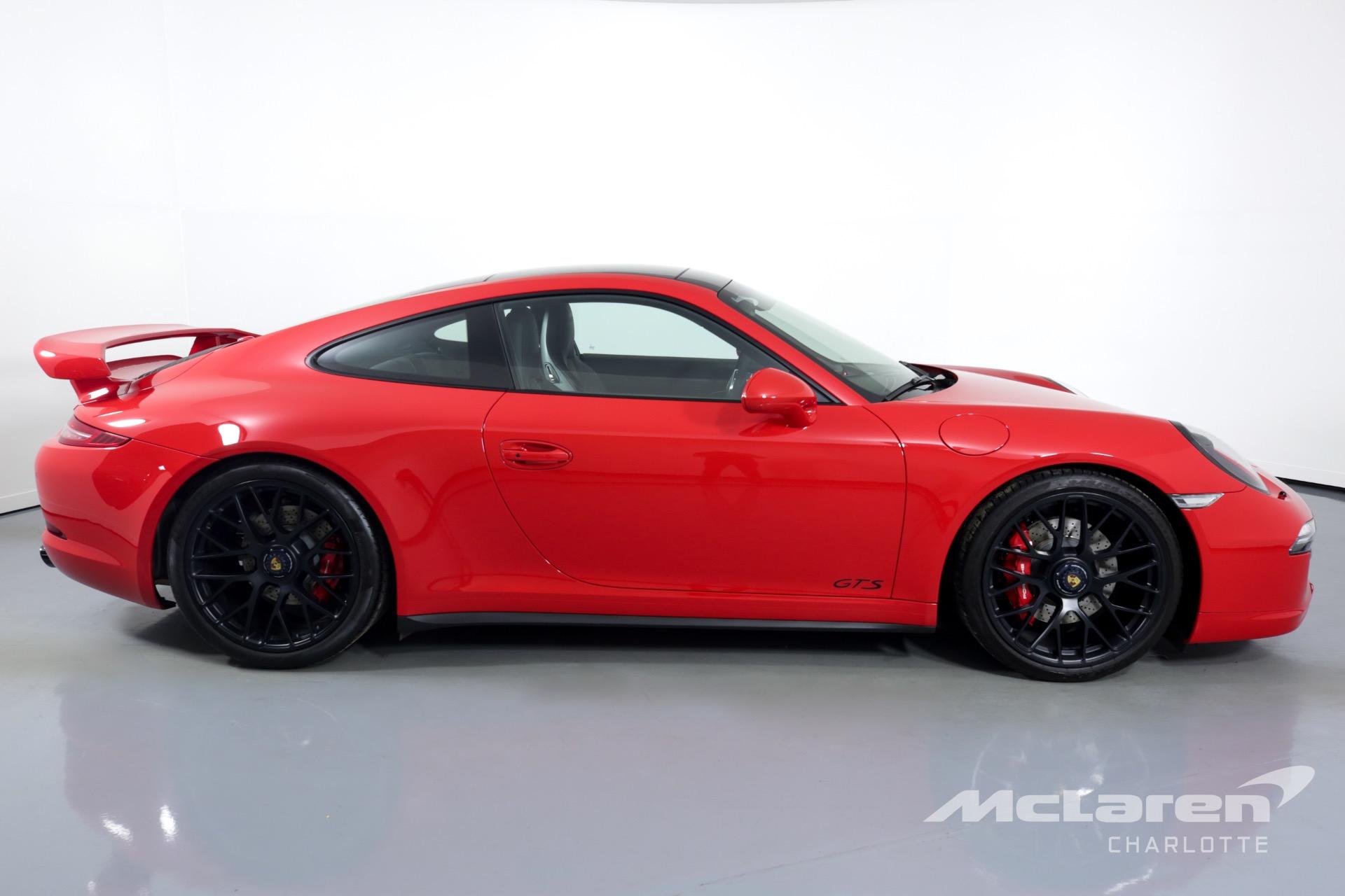 Used 2015 Porsche 911 Carrera GTS | Charlotte, NC