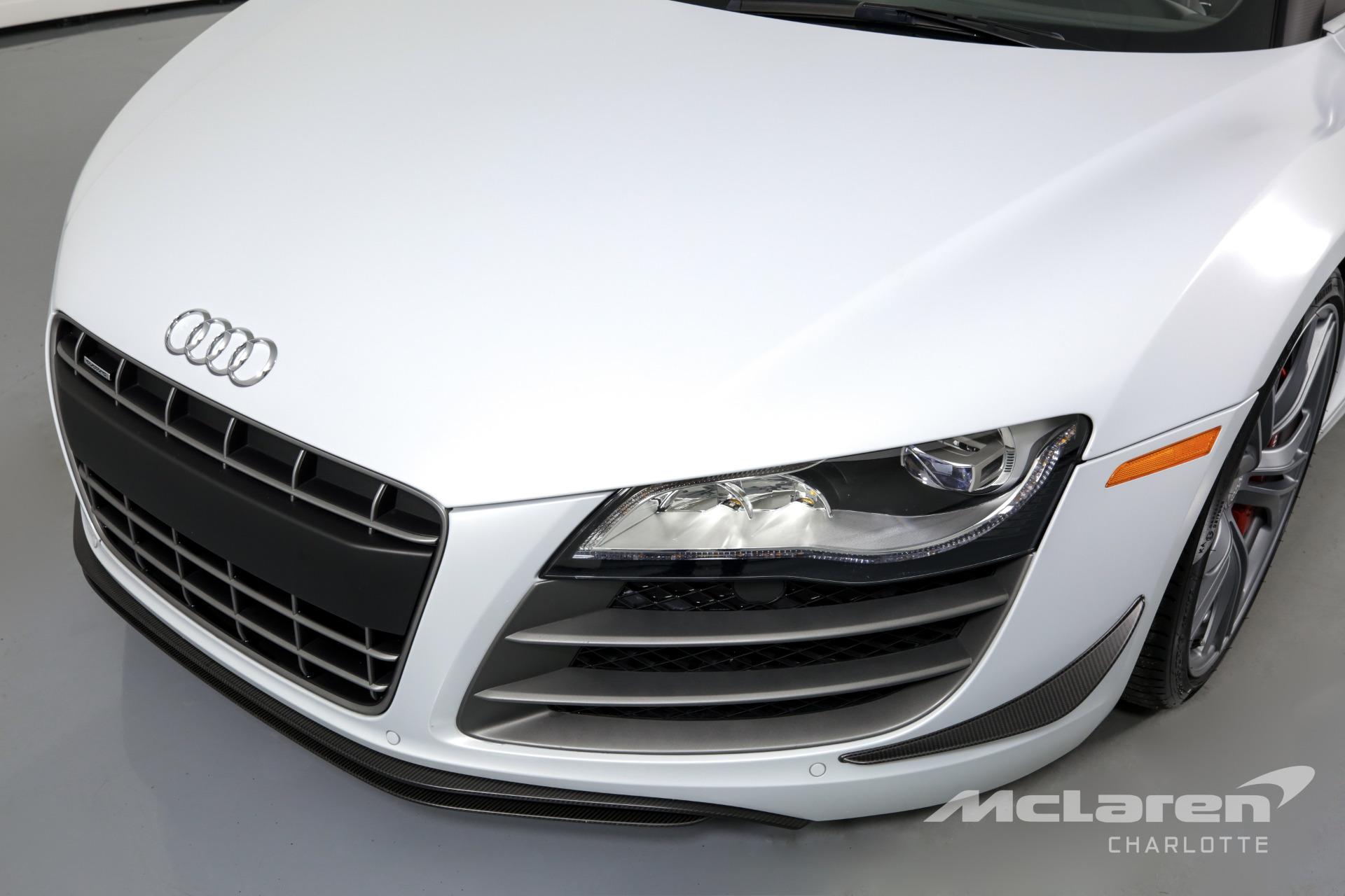 Used 2012 Audi R8 GT 5.2 quattro Spyder | Charlotte, NC