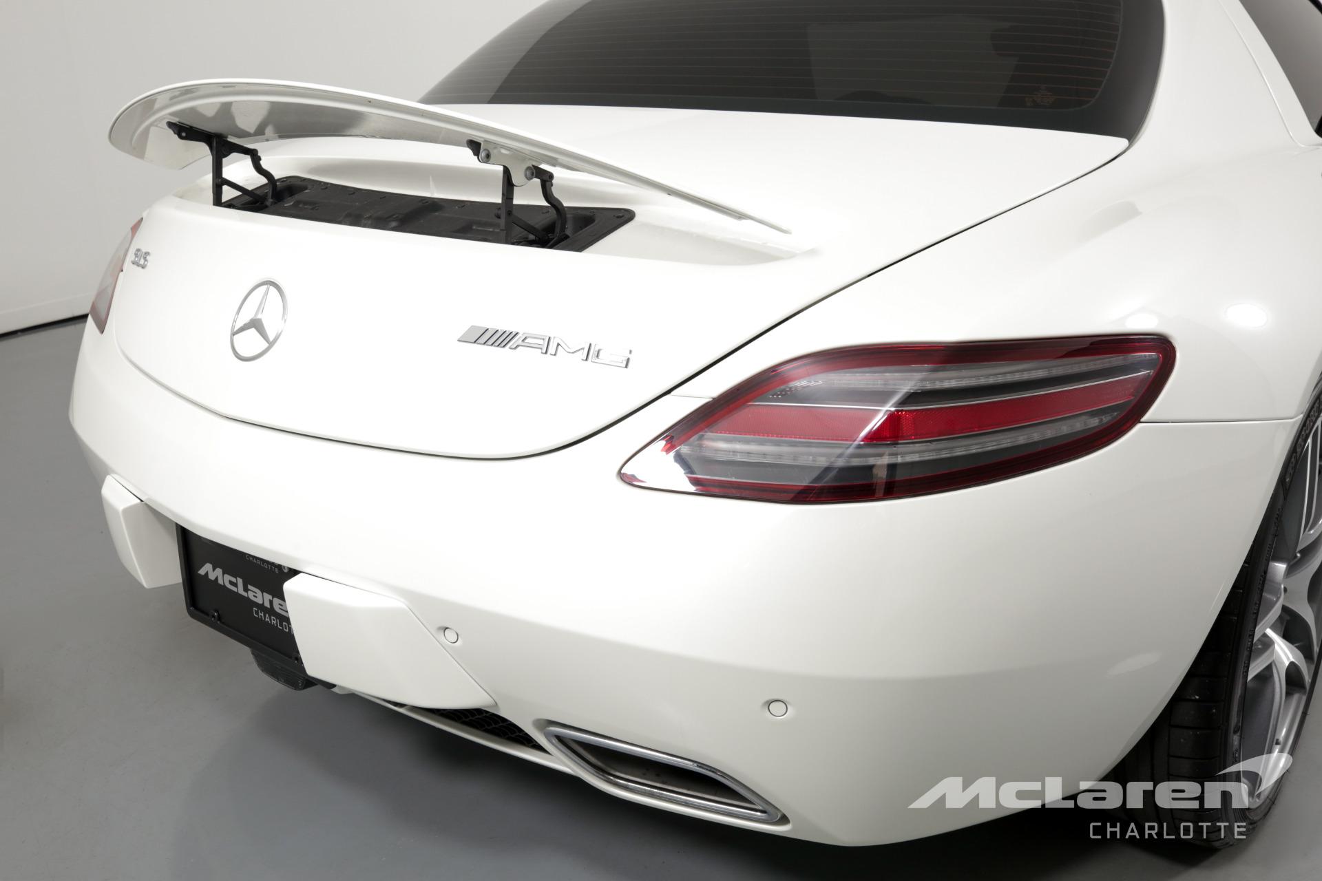 Used 2012 Mercedes-Benz SLS AMG  | Charlotte, NC