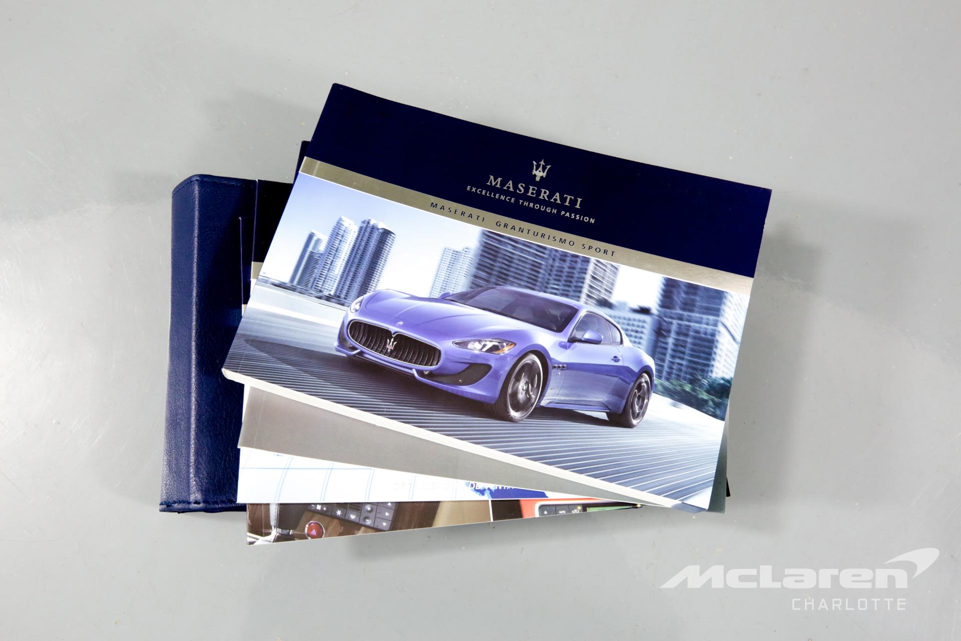 Used 2014 Maserati GranTurismo Sport | Charlotte, NC