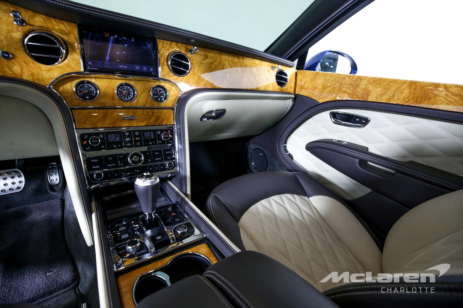 Used 2017 Bentley Mulsanne Speed | Charlotte, NC