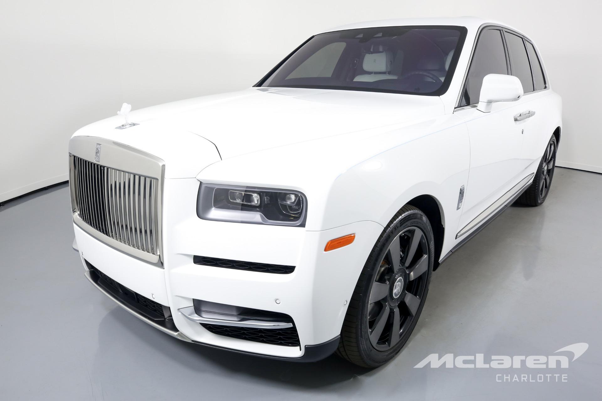 Used 2019 Rolls-Royce Cullinan Base | Charlotte, NC