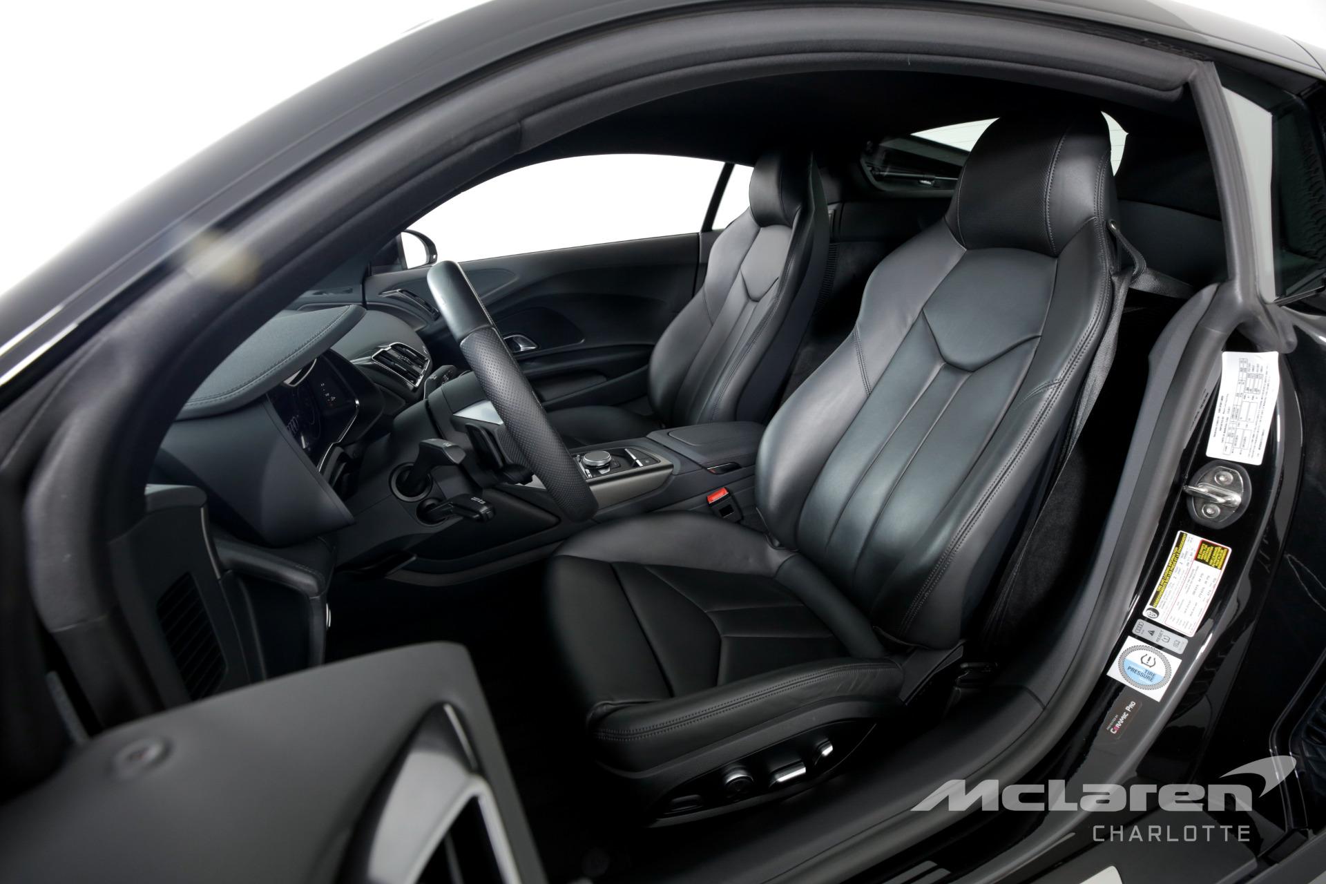Used 2018 Audi R8 5.2 V10 RWS | Charlotte, NC