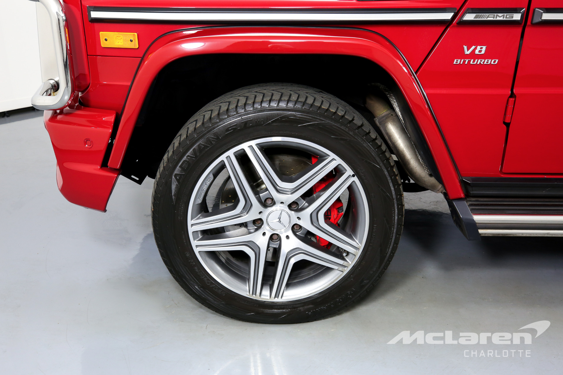 Used 2016 Mercedes-Benz G-Class AMG G 63 | Charlotte, NC
