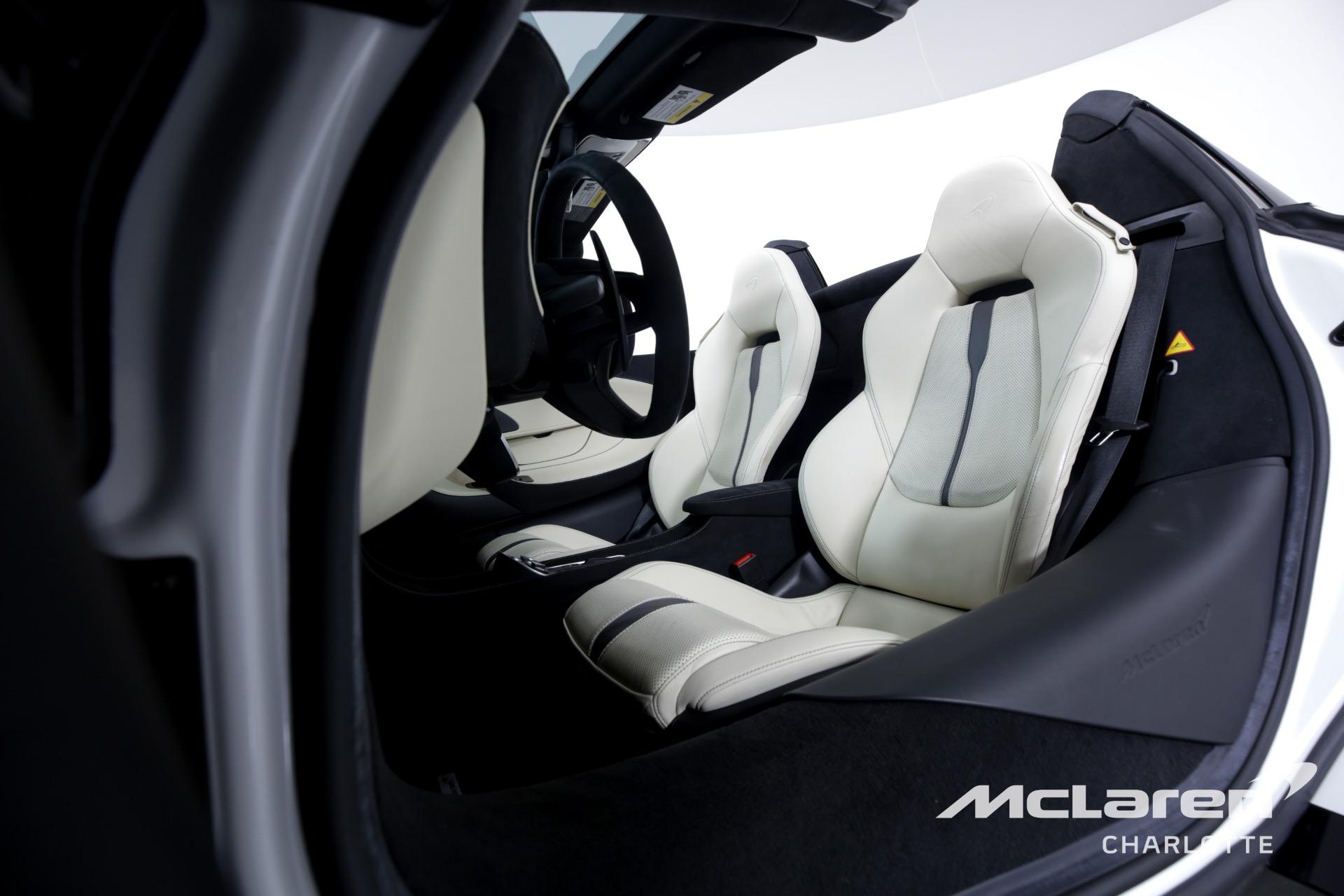 New 2020 McLaren 570S Spider  | Charlotte, NC