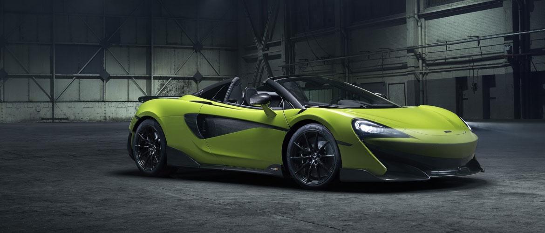 McLaren 720s Spider Order Now