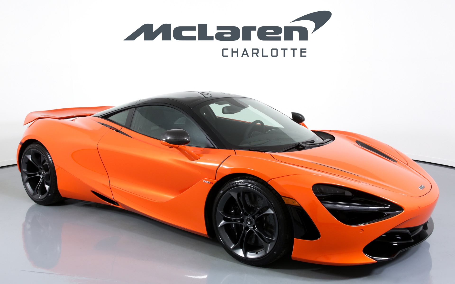 720s Spider For Sale - Charlotte McLaren