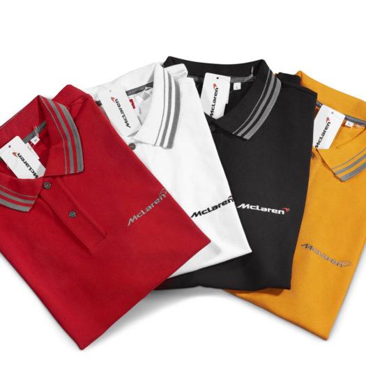 McLaren Official Sport Series Polo Shirt