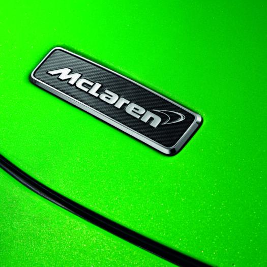 Carbon Fiber Badges