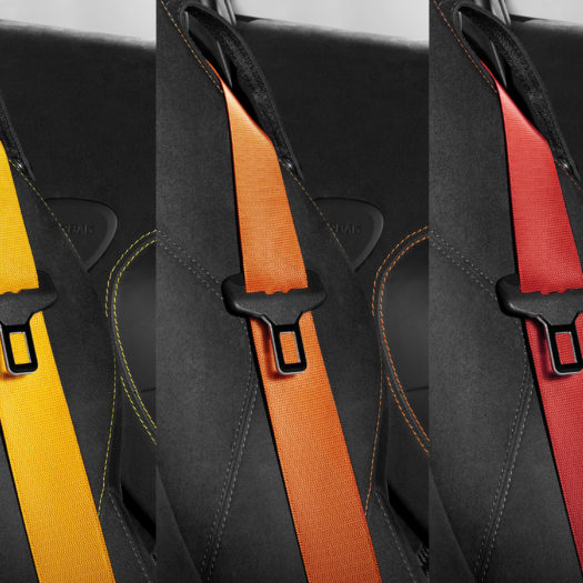 MSO Defined Seat Belts
