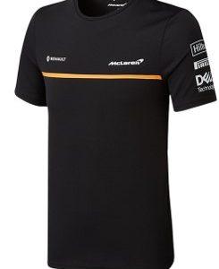 McLaren Official 2019 Team Set Up T-Shirt Black