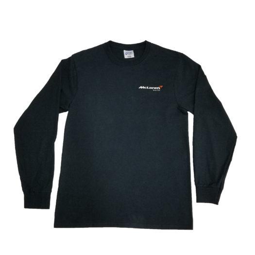 McLaren Boston Embroidered Long Sleeve Shirt