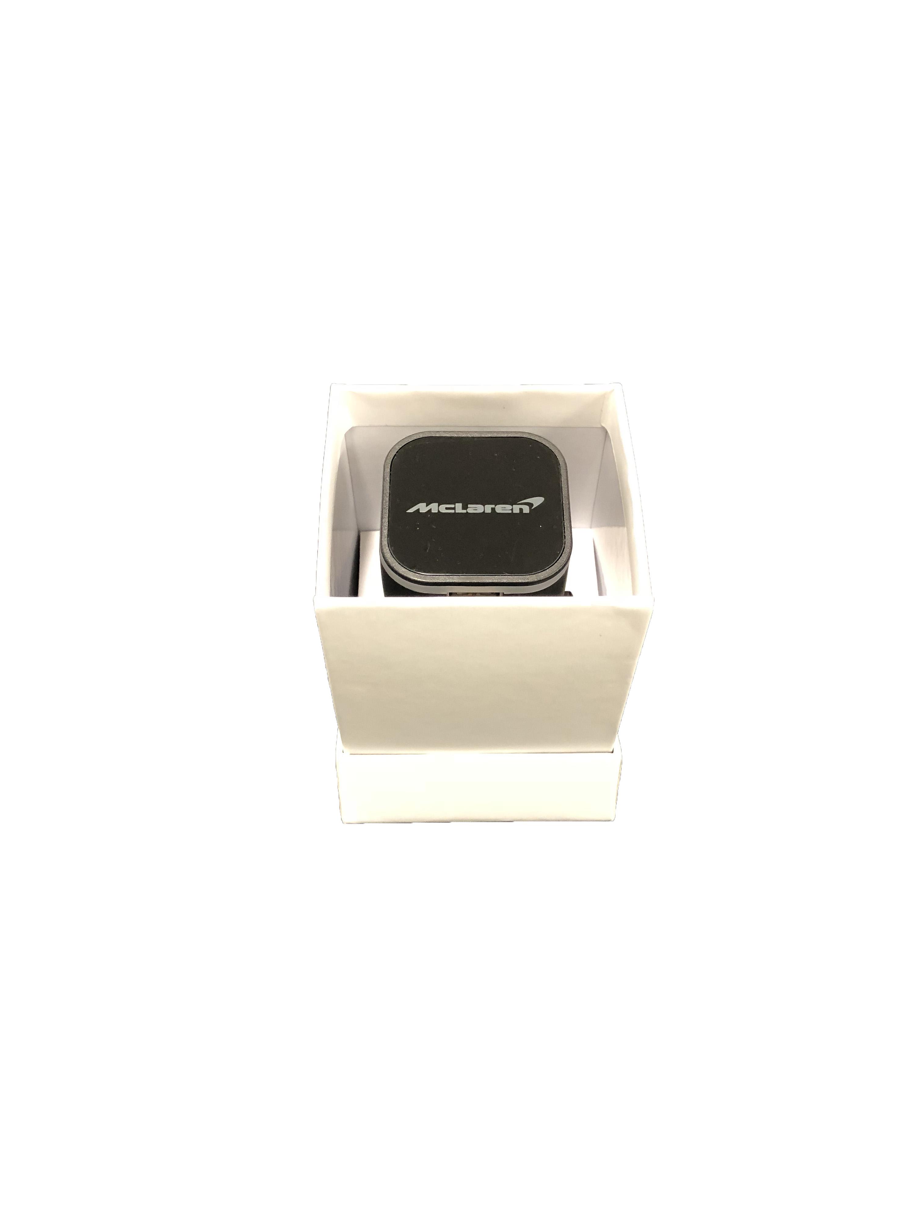 McLaren Official Travel Adapter