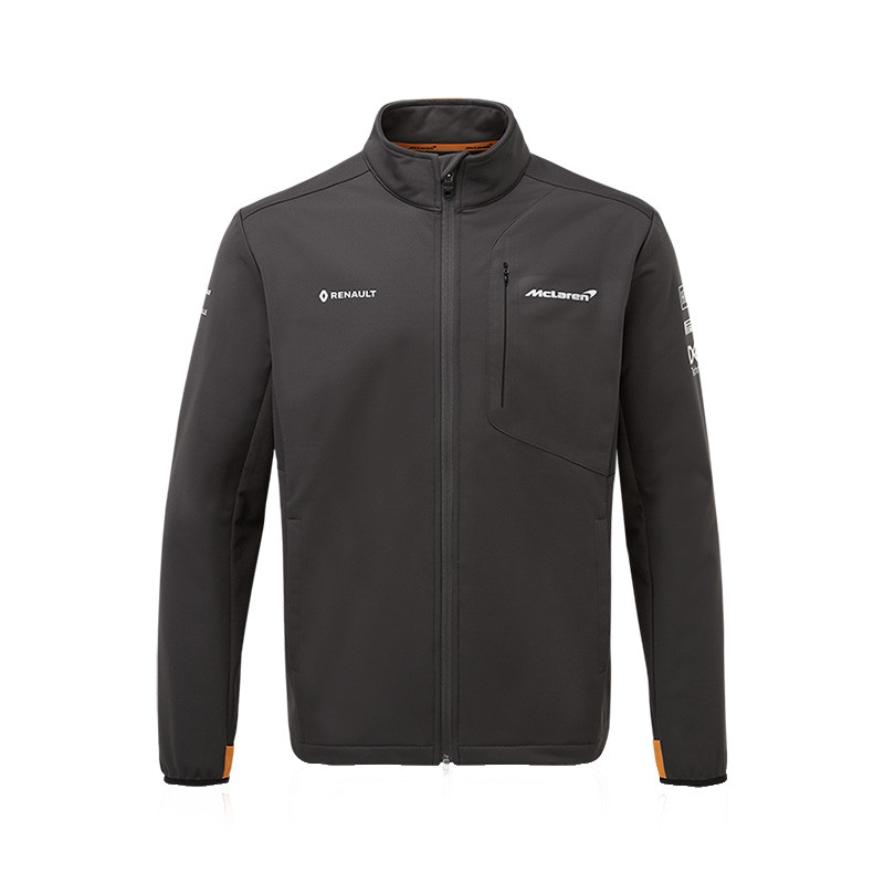 McLaren Official 2019 Team Softshell Jacket