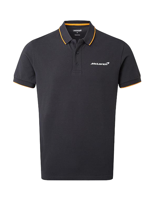 MCLAREN F1 ESSENTIALS POLO SHIRTS
