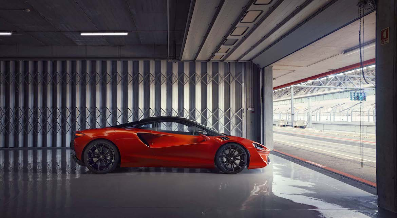 All New McLaren Artura