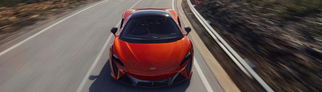 McLaren Artura in North Carolina