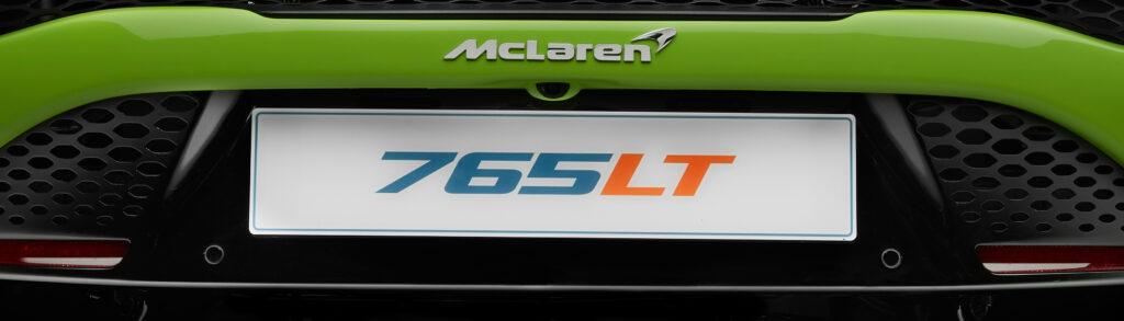 New McLaren 765LT Spider Information